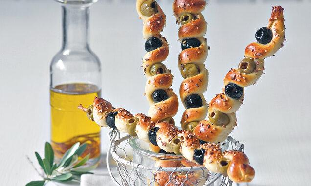 Olivové spirálky